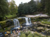 Keila-Joa Waterfall in Estonia