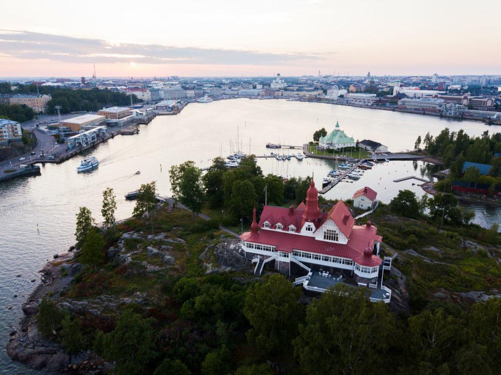 Luoto, Klippan, Helsinki, Finland