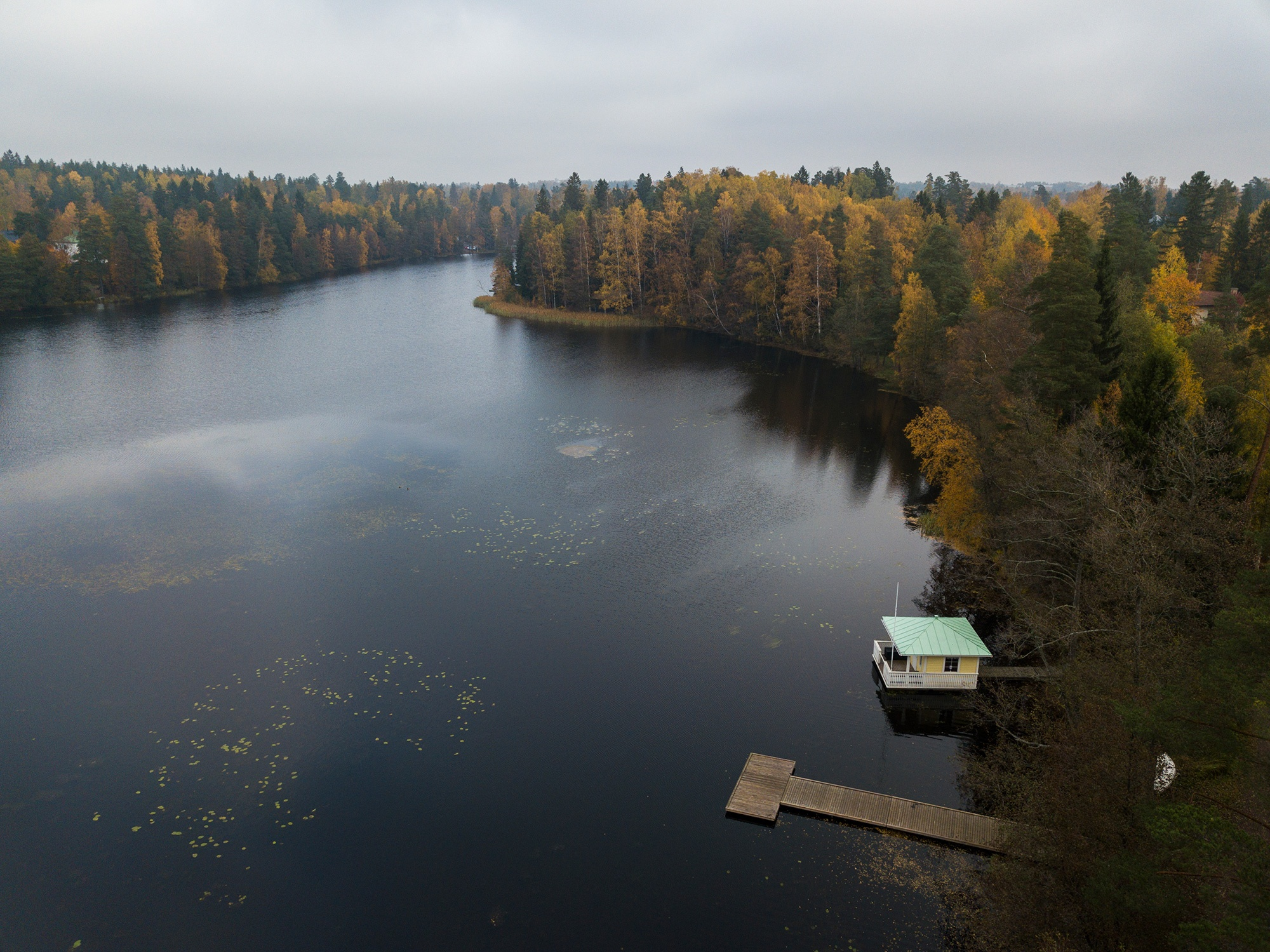 Lake Gallträsk