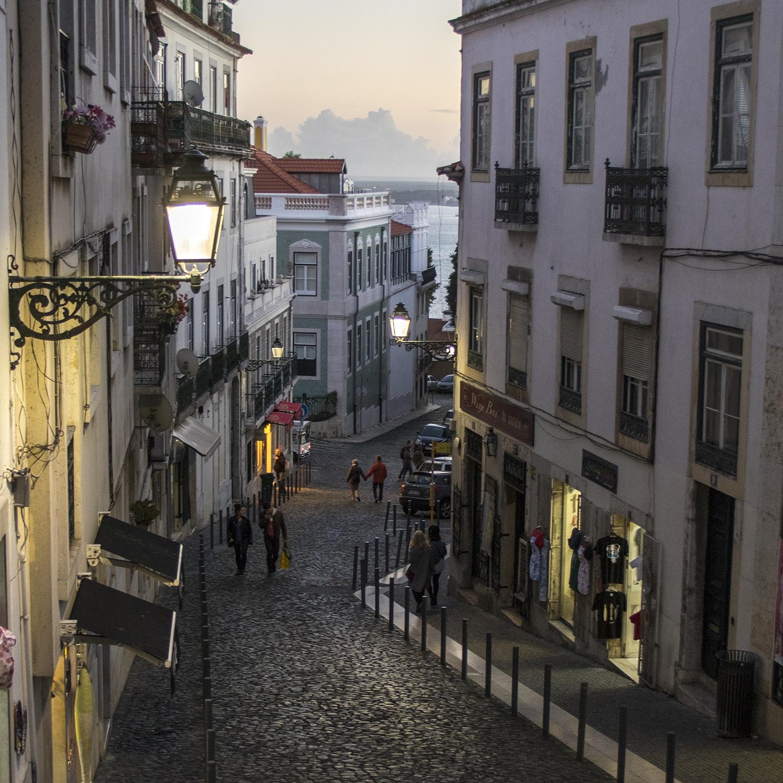 Lisbon Old Town